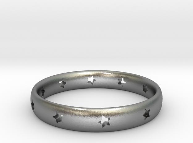 Starlet Ring 3d printed