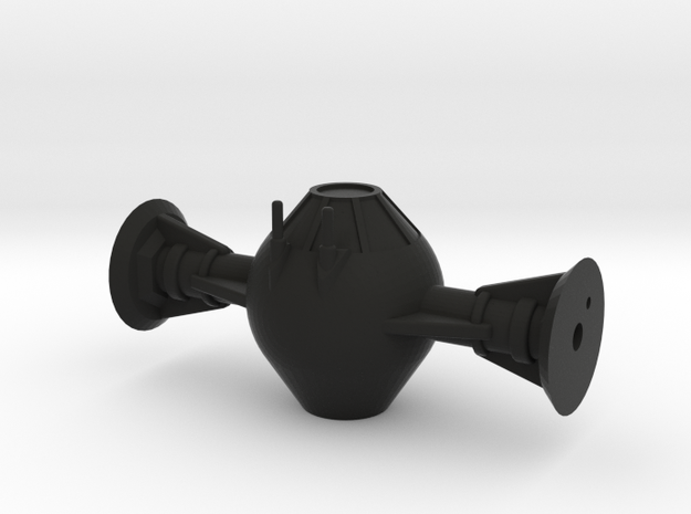 Star Wars Tie Fighter Command Pod 3d printed