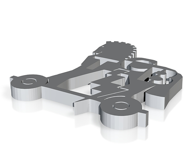 tcbtrojan 3d printed