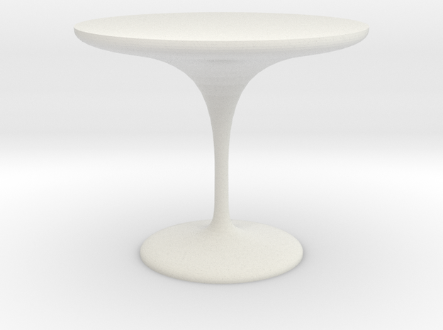 plastic table 1 3d printed