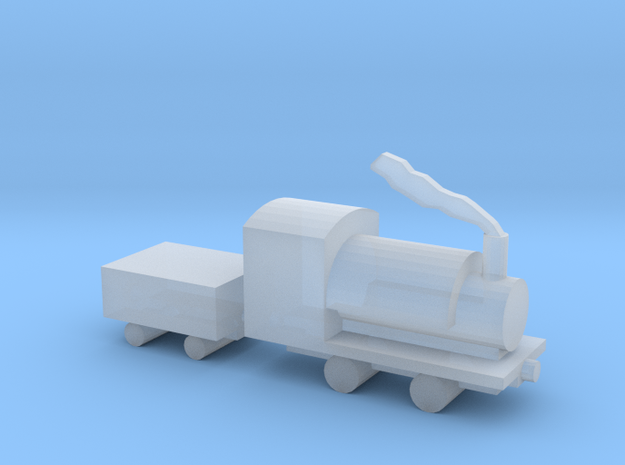 mini loco 3d printed