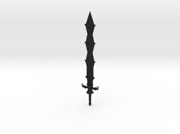 Sword of Demise - Legend of Zelda: Skyward Sword 3d printed