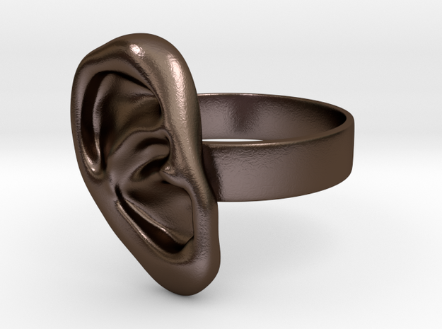 Ear Ring 3d printed
