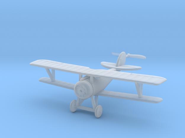 1/144 Nieuport 27 (Vickers) 3d printed