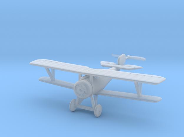 1/144 Nieuport 24 bis (Vickers) 3d printed