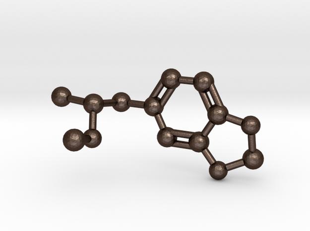 Mdma Molecule Pendant BIG 3d printed