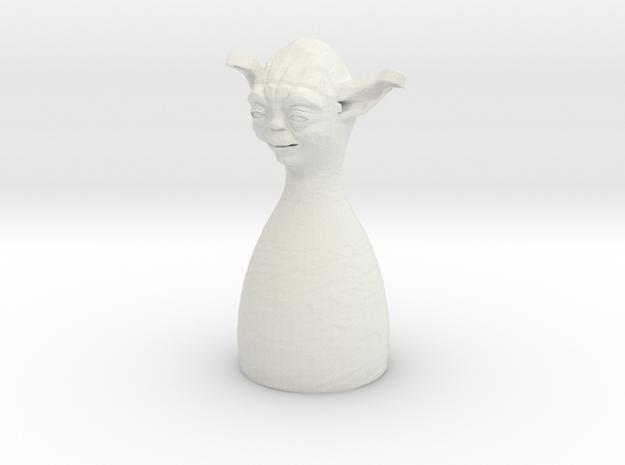 Yoda Piece 3d printed
