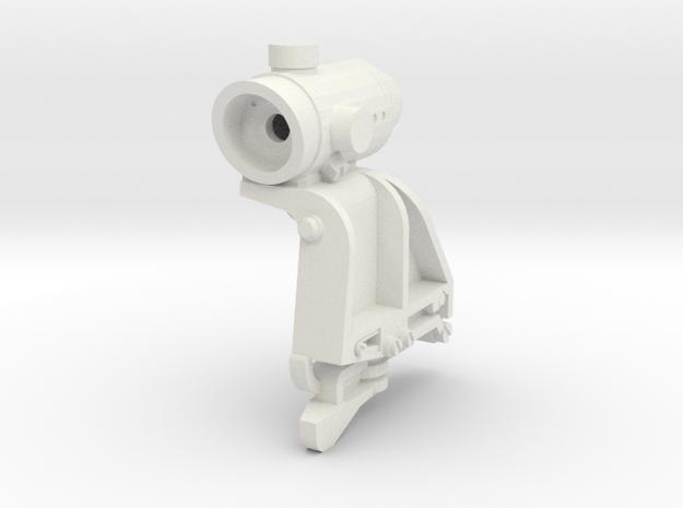 1:6 SCALE Russian Rakurs sight in White Natural Versatile Plastic