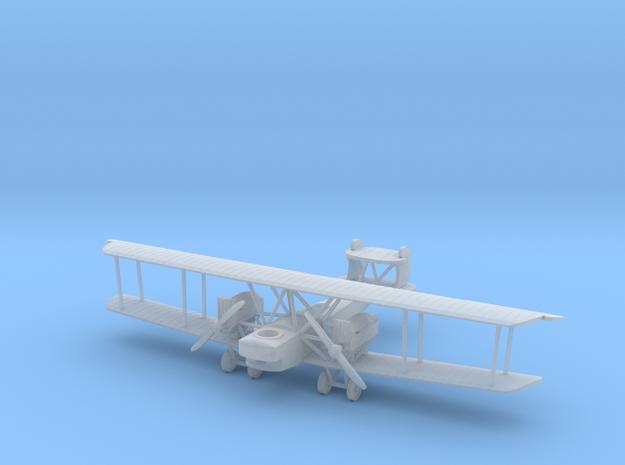Aircraft- AEG G.IVK Bomber (1/144th) 3d printed