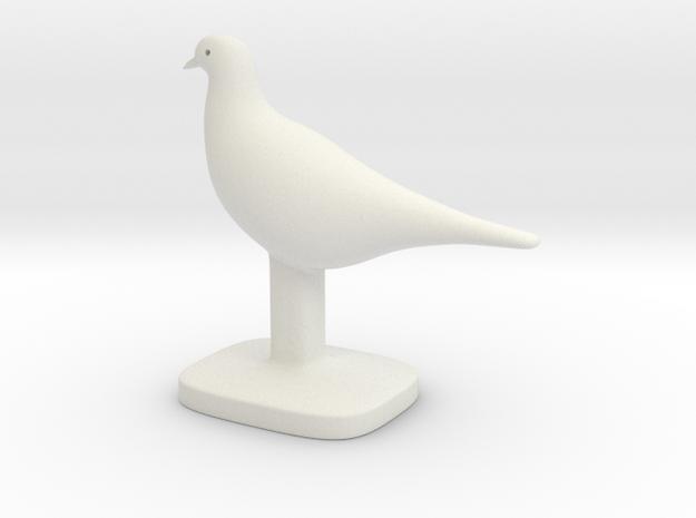 Pigeon Bird 3d printed