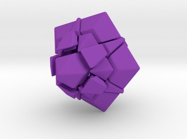 Pentamid Puzzle 3d printed