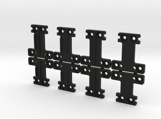 Mini-z MR02 T plates 3d printed