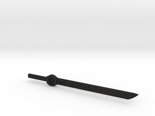 Large Drift Sword 3d printed