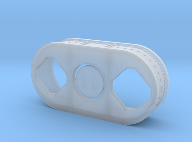 F1 1:32 Interface Panel 3d printed