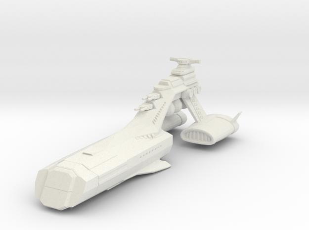 Musai Sleipner Mk 2 in White Natural Versatile Plastic