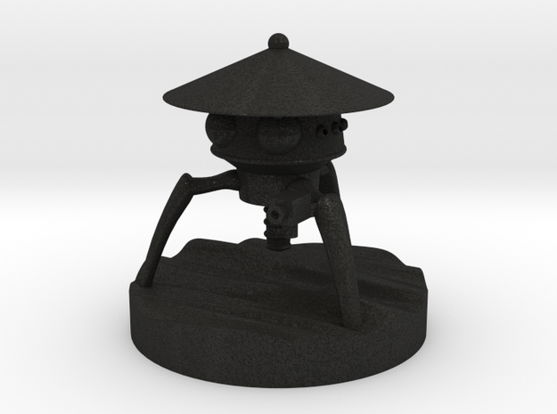 Martian tripod without tentacles 3d printed
