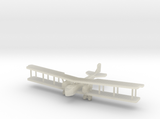 Aircraft- Gotha G.V Bomber (1/350th) 3d printed