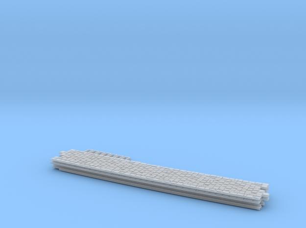 Komplettset R10 Rillengleis in Smooth Fine Detail Plastic
