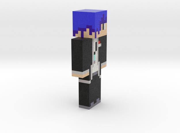 6cm   Cookie_Miner 3d printed