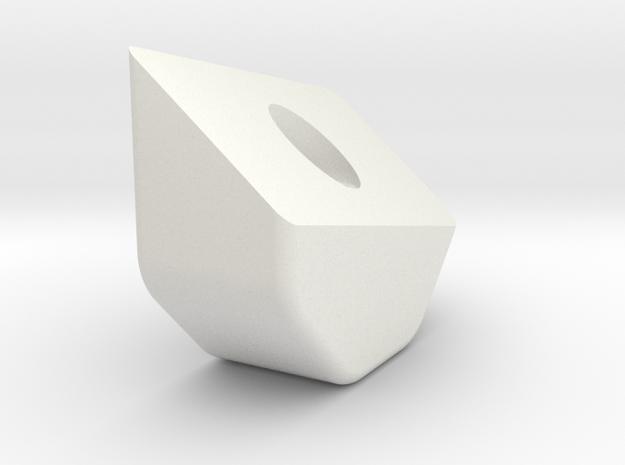 13006-49 in White Natural Versatile Plastic