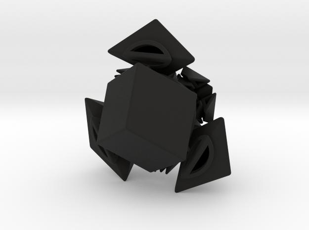 TriTangle Puzzle 3d printed