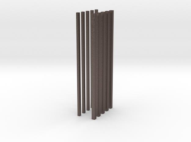 z bars 3d printed