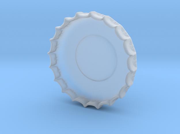 cokebottleCap 3d printed