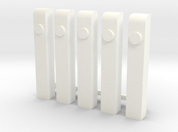 NL001 - Check-in (Train)(H0) 3d printed