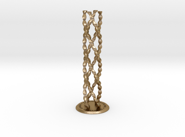 ENDLESS COLUMN 2012 - HOMAGE TO BRANCUSI (v.#4) 3d printed