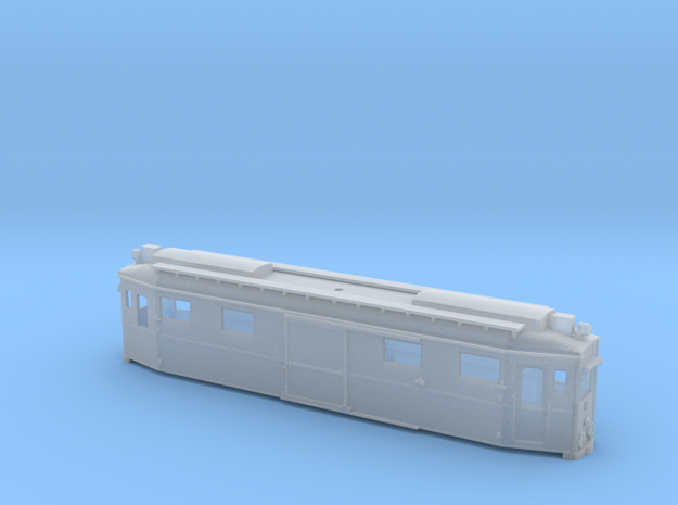 Chassis 20 in Smooth Fine Detail Plastic