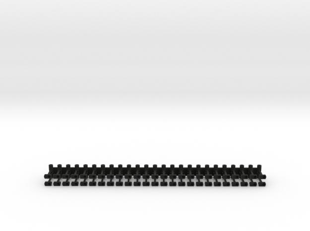 Schaku-Magnetkupplung (1 Magnet steht vor) in Black Strong & Flexible