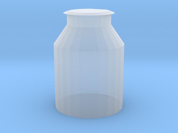 Milchkanne 10 Liter 1x TT in Smooth Fine Detail Plastic