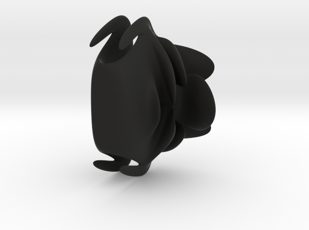 CrowdedHead_CircuitHolder 3d printed