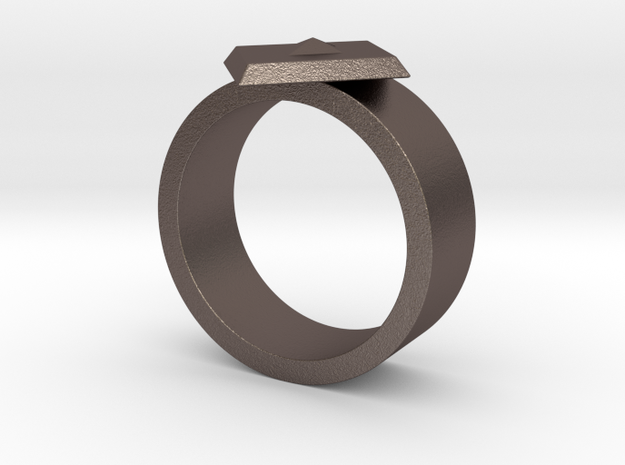Guardian Ring 1976 GL Sz 10 3d printed