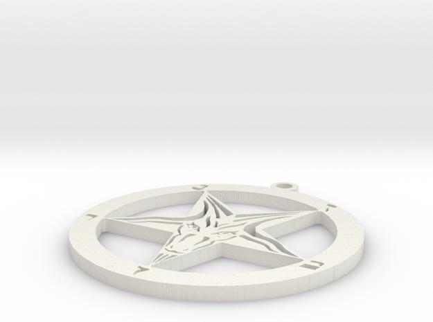 pentaknoet 3d printed