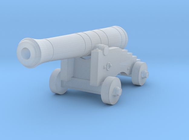 Cannon 30mm 3d printed