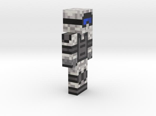 6cm | WhiteOblivin 3d printed