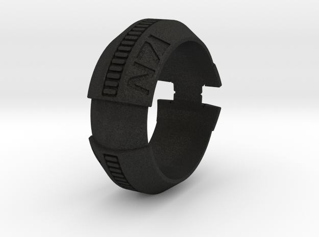 Thermal Clip Ring 10 3d printed