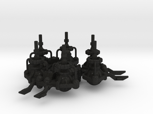 Refining Station 3d printed