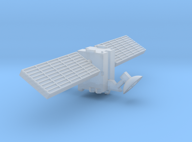 1/700 USA-214 Satellite in Smooth Fine Detail Plastic