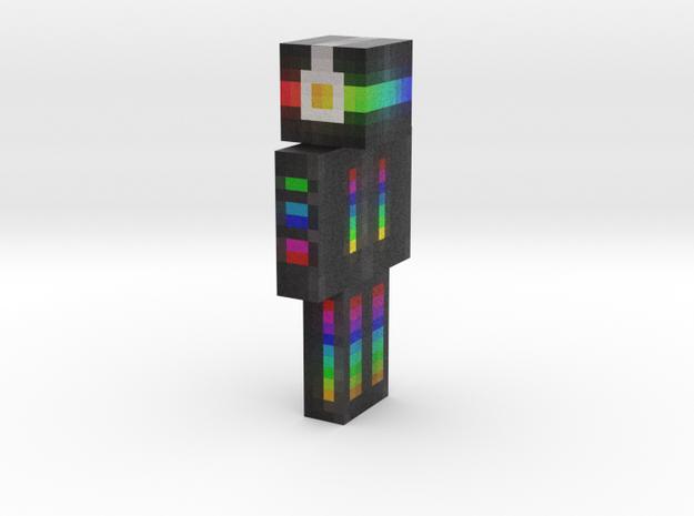 6cm   Lazer_k 3d printed