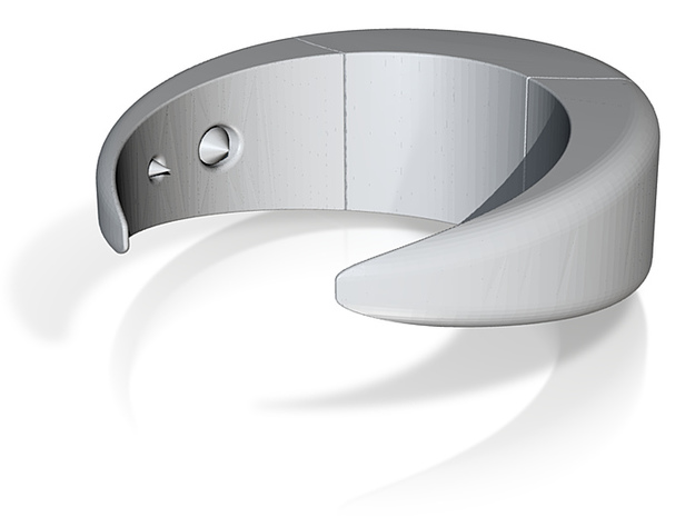 Ring01_Cntxt 3d printed