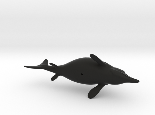 Ophthalmosaurus 1/72 3d printed