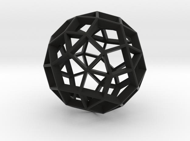 Polyhedral Sculpture #28B 3d printed