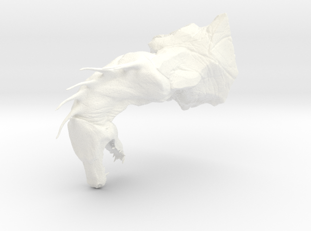 The Tuurasucha - Creature Sculpture 3d printed