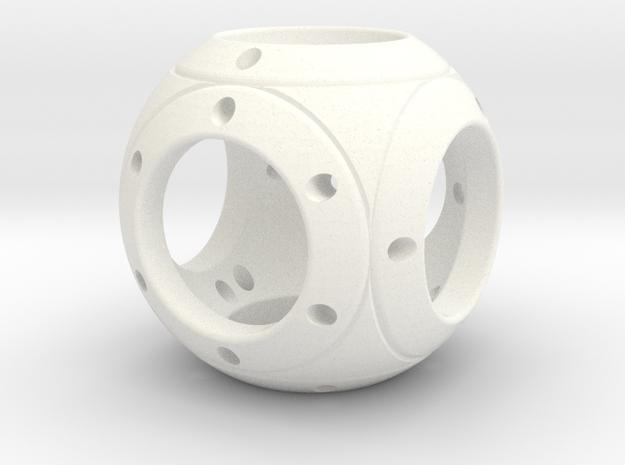 Sphere Die 3d printed