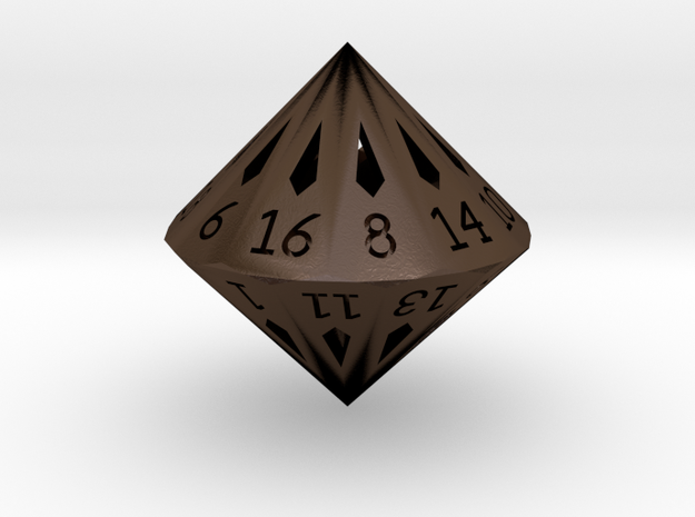 22 Sided Die - Small 3d printed