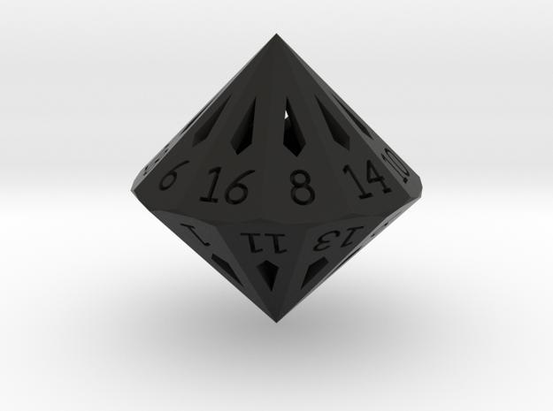 22 Sided Die - Regular 3d printed
