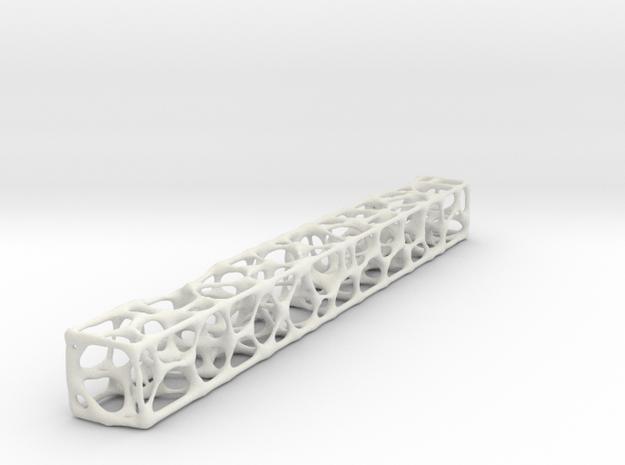 Voronoi mesh 3d printed