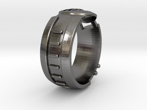 Visor Ring 11.5 3d printed